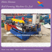Hydraulic Metal Roof Sheet Curving Machinery in XINNUO