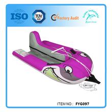 Gonflable ski nautique tractable formateur