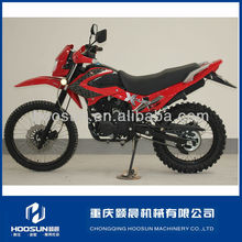 Cost competitive rough road motorcycle