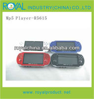 "4.3"" free download games mp5 player with camera"