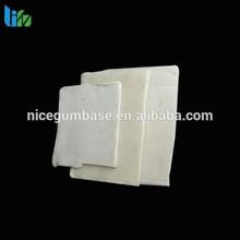 la elasticidad duradera gomademascar base de pellets para la venta