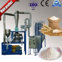newest type flour mill machinery maize flour milling machine price