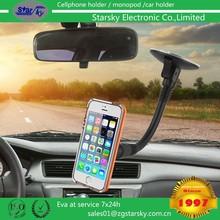 053-061# Long neck mobile phone car holder fly smart phone car holder car holder for mobile phone#