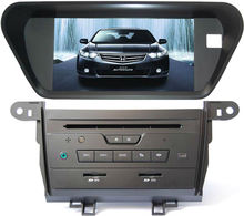 Car DVD Player with HD touch screen gps navigation system/TV/bluetooth/Radio function for Honda Accord,Spirior