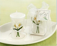 Wholesale Candle Wedding favor Candle Decorated Funny Candles Wedding Birthday Party Present/Gift