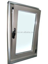 aluminum tilt and turn window in China