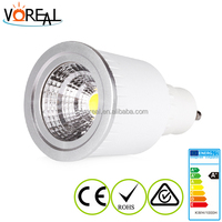 spotlight factory direct ,8w dimmable gu10 led lighting bulb 220v for display case