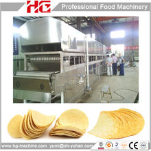 Pringles potato chips production equipment made in China