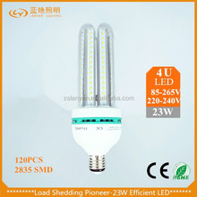 2015new design 23w led energy save lamp u shape for usa market energy saving lamp production equipment