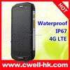 AGM Stone 5s IP67 Mobile Phone Qualcomm MSM8926 5 inch 1280*720 pixel 4G LTE 2GB RAM Quad-Core Smartphone