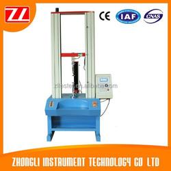 electronic strength testing machine