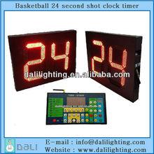 NBA CBA equipment factory supplier of Basketball 24 seconds 30 seconds 14 seconds shot clock
