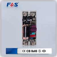 dsh941r rcbo residual current circuit breaker, push button circuit breaker, amp mcb circuit breaker