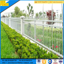 Hot sale welded palisade garden fence product mould lowes