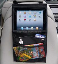 iPad Car back seat organizer