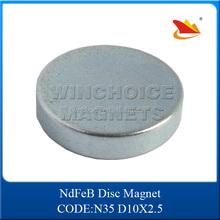 customized various sizes permanent neodymium large magnet for sale