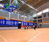 China hot-sell PVC sport flooring for indoor sport courts