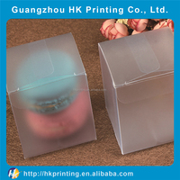 Clear plastic candy box chocolate cake boxes and packaging for food