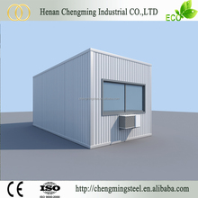 Enviromental Friendly Solid Steady One Side Open Side Container Booth
