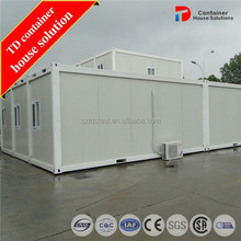 Russian mobile container home