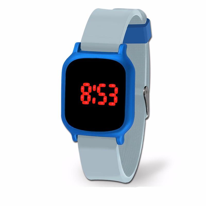 A venda quente do OEM de Alibaba China faz o costume Relógios do esporte do Mens do logotipo