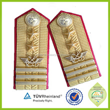 International quality standard 2015 shoulder boards royal navy
