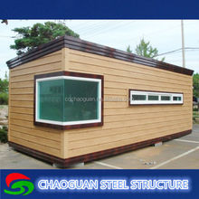 Modified mobile modular prefab container house/ China professional export