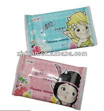 Individual Skin Wet Facial Cleansing Wipes
