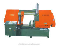 GB4250/60 double column horizontal band sawing machine for the world machinery factory direct sales