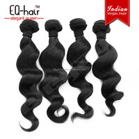 Hot sale unprocessed no tangle no shedding all textures virgin human hair extension