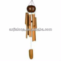 Wholesale Bamboo stand Tube Wind Chime 2015