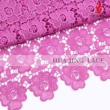 Low Profile Lace Accessories Oem/Odm Floral Pattern Fabric Sofa