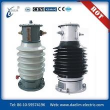 high voltage current transformer bushing