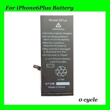 High Capacity Rechargeable Battery For iPhone 6 Battery