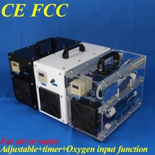 CE FCC 1-10g/h adjustable ozonator for water treatment