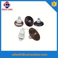2015 venta caliente high voltage suspension aislador