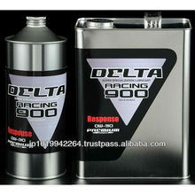 100% synthetic oil made in Japan DELTA RACING 900 Response 15W-50 motor engine oil