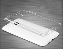 0.3mm Transparent tpu cell phone cover soft skin mobile phone covers for Meizu MX4