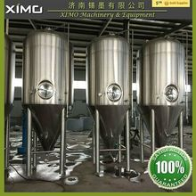1000L Double walled Stainless Steel Beer Fermentation tank bright beer tank ice water tank