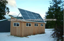 Home set de paneles solares 8kw, 8000w sistema de energía solar residencial
