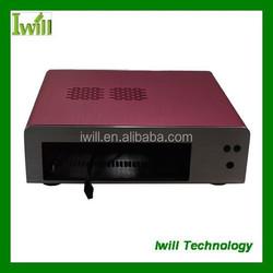 Iwill HT-70 branded computer case/aluminum htpc case