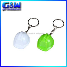 Lower Price Custom Logo keychain safety helmet - Promotion product