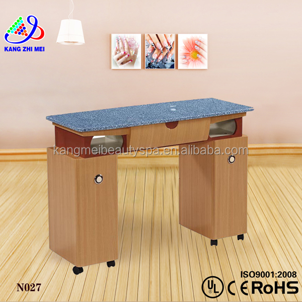 Nail manicure table dust collector nail table lamp nail for Manicure table with exhaust fan