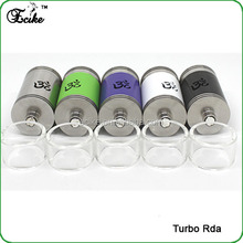 New products looking for distributor turbo rda 1 1 clone turbo rda clone turbo atomizer