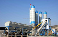 90m3/h stationary dry mix and ready mixed concrete batch plant with best price