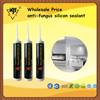 Wholesale Price Neutral antifungus mildew sanitary transparent silicone sealant