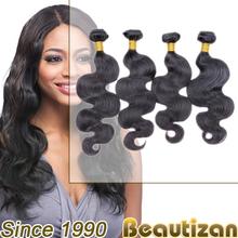 Beautizan 100% Virgin Indian Hair Wholesale Prices Healthy No Shedding Indian Human Hair