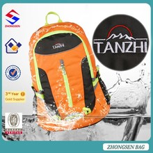 2014 best soft back camping/traveling/hiking/school backpack