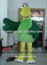 Reenactment Attire mascot costume