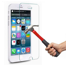 100% NEW 2.5D Tempered Glass Film Screen Protector Guard for Mobile Phones